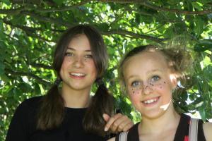 Amanda och Emmas trapets IMG 6348