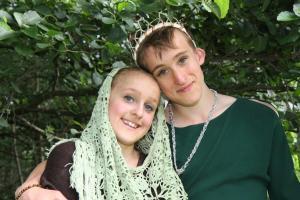 Emma och Johannes IMG 6774